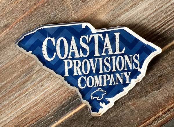 Coastal Provisions Co. Magnets