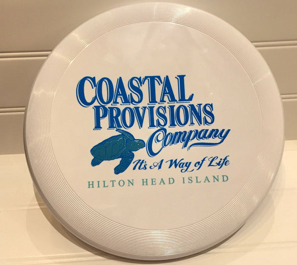 Coastal Provisions Co. Flying Disc