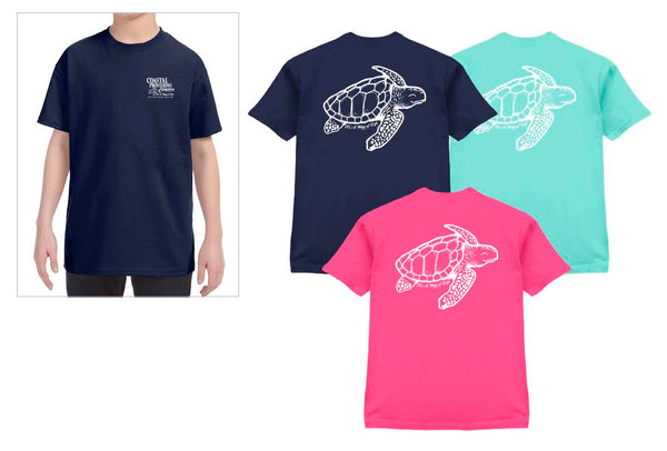 Youth Turtle Logo T-Shirt