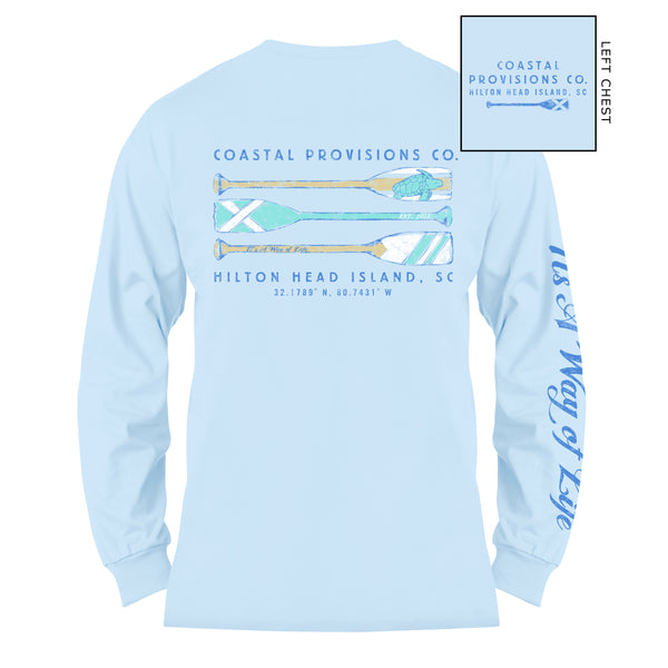 Oar Logo Long Sleeve