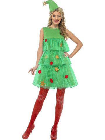 Christmas Tree Tutu Costume