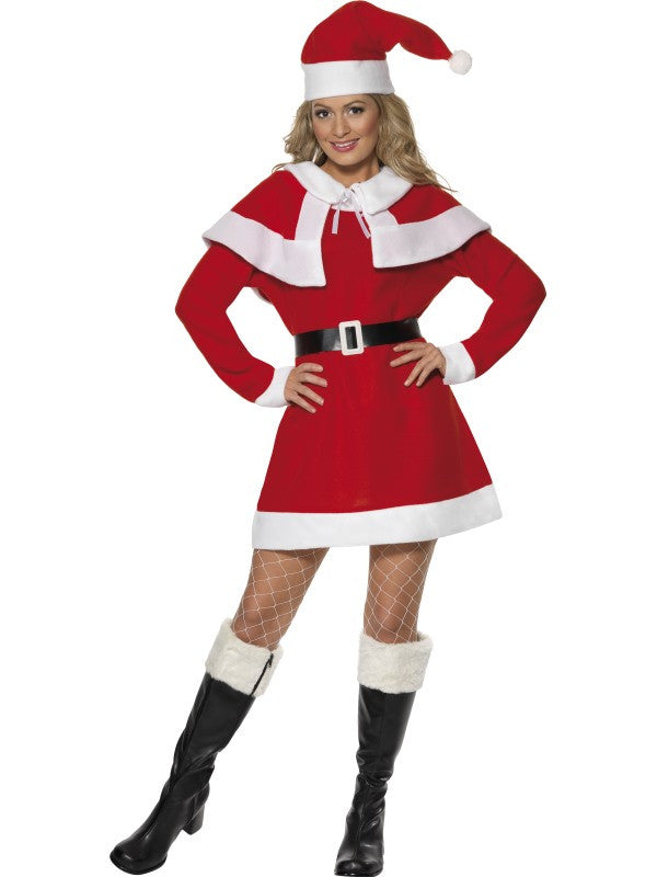 Miss Santa Fleece Costume