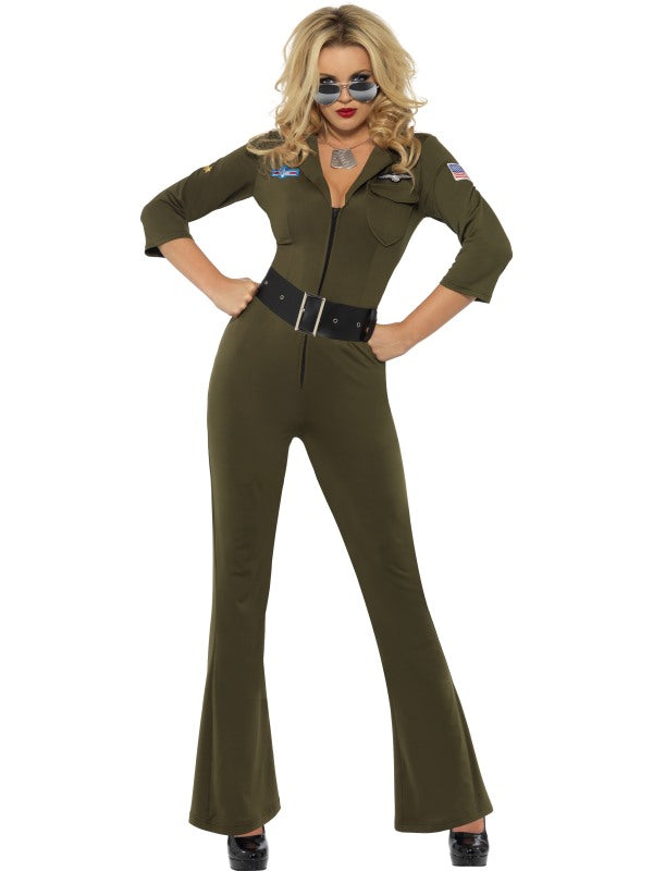 Top Gun, Aviator Costume (Licensed)