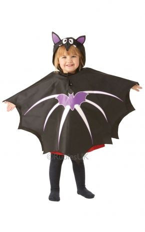 Bat  Cape - Rubies UK 3-5 years