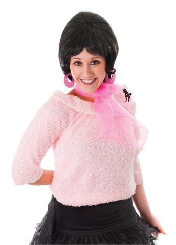 50's Rock and Roll, Poodle Scarf