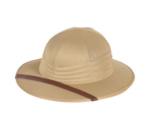 Safari Hat, Beige, Nylon - Felt