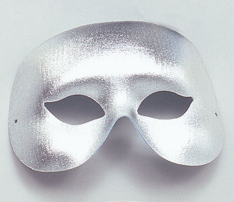 Silver Cocktail Eye Mask