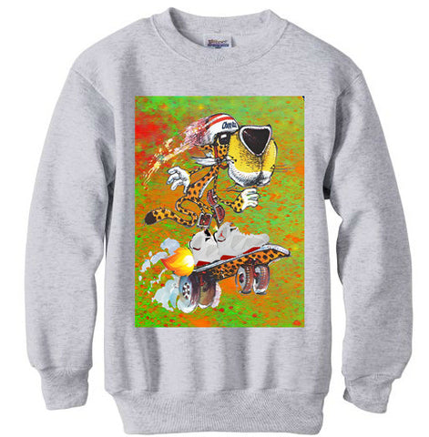 JORDAN 7 VII RETRO Hare Cat sweatshirt