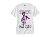 D'Angelo Voodoo white tee shirt