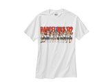 1992 Nba Olympic Dream Team Barcelona white tee shirt