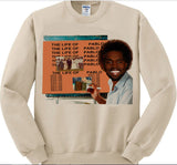 Kanye West tlop the life of pablo shirt sweatshirt - Beige Tan
