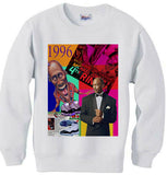Jordan 11 Concord Memories sweatshirt sweater shirt - white