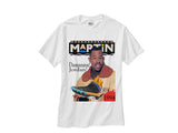 Martin Jordan 9 Dream It Do It shirt tee tshirt - White
