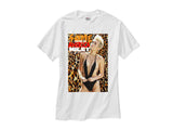 Miley Cyrus Only In America white tee