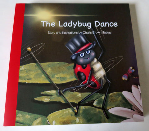 Board book - The Ladybug Dance