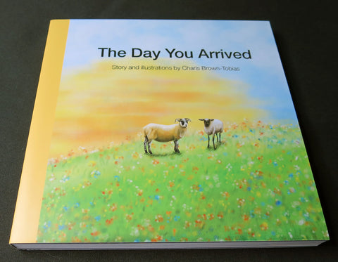 eBook - The Day You Arrived
