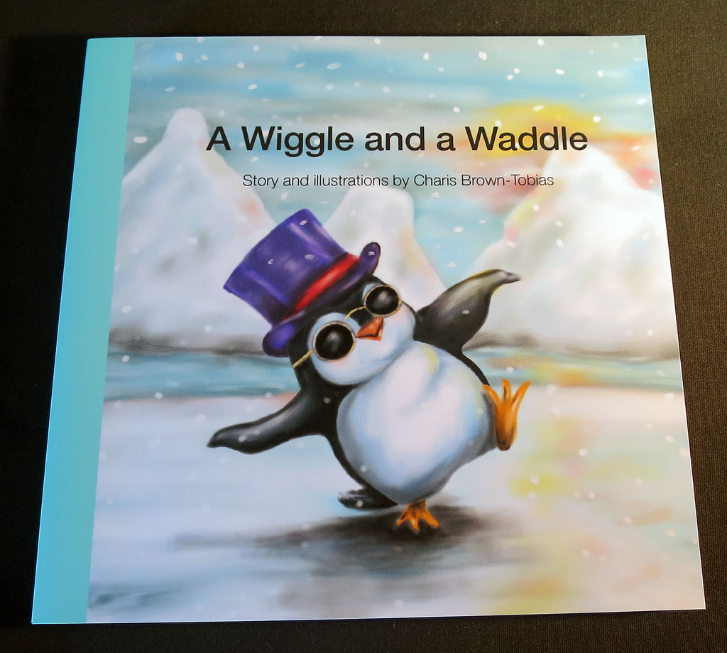 eBook - A Wiggle and a Waddle