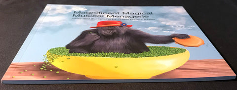 Book - The Magnificent Magical Musical Menagerie