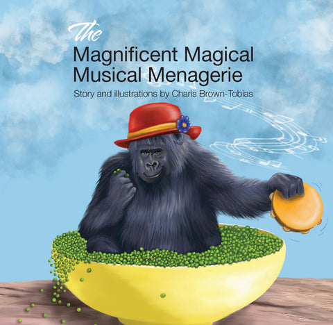 eBook - The Magnificent Magical Musical Menagerie
