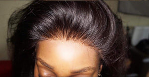 How to Tint Lace on Lace Frontals, Closures, and Wigs.