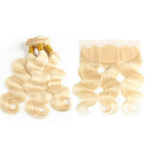 613 Bundle Deals with Lace Frontal