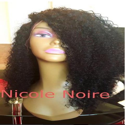 Erotic Coil Lace Front Wig
