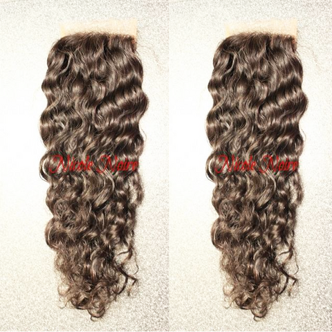 Posh Curl Closure