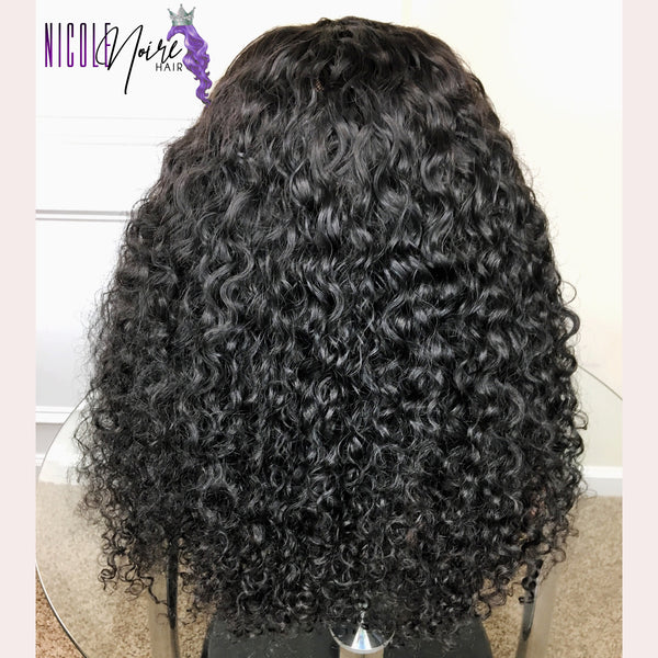 Posh Curl upart wig