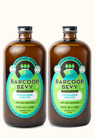 Barcoop Bevy Cucumber Mojito - 2 Pack
