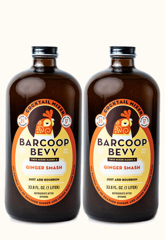 Barcoop Bevy Ginger Smash - 2 Pack