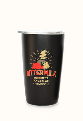 Bittermilk Cocktail Tumbler