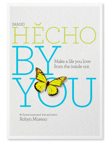 Hecho By You book from Robyn Moreno
