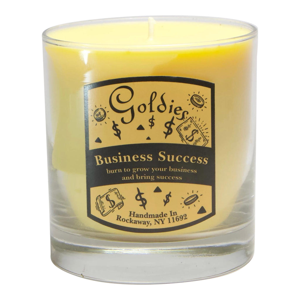 Business Success Candle