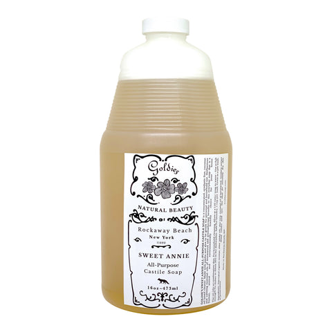 Sweet Annie All Purpose Castile Soap