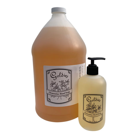 Clementine Hand Soap
