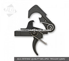 ALG Defense Quality Mil-Spec Trigger QMS - Single Stage 05-198 AR15 / M4 / AR-10 / SR25 / LR-308