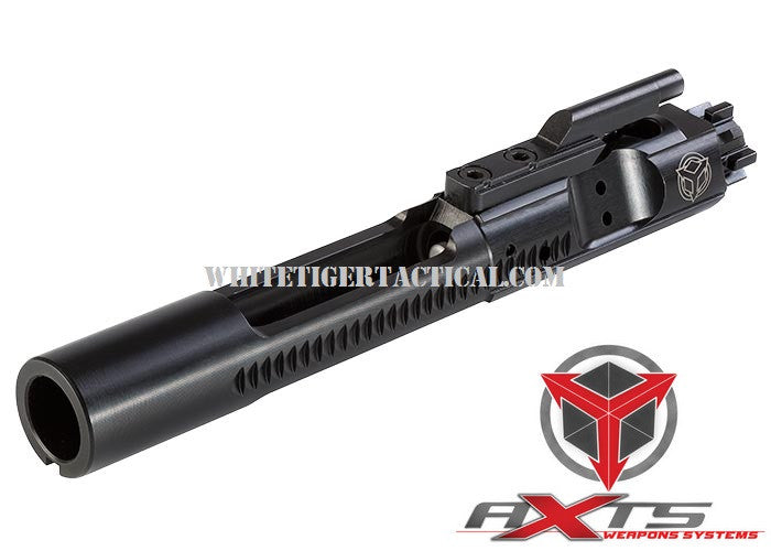 AXTS Weapon Systems BCG-556 Complete Black Nitride Finish AR-15 Bolt Carrier Group - BCG .223 / 5.56 AR15/M4