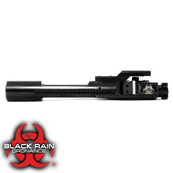Black Rain Ordnance Complete M16 BCG SPEC 15 Series Black Nitride Finish Bolt Carrier Group BRO-SPEC15-BCG .223 / 5.56 AR15/M4