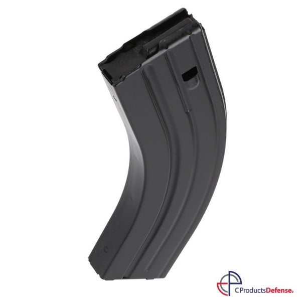 C-Products Defense 7.62x39mm 30rd Stainless Steel Magazine 30 Round Mag 3062041205CPD AR-15 M4