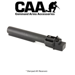 CAA AK-TSP Stamped AK 6-Position Polymer Tube Stock Adapter Commercial AKTSP AK-47 AK-74 Command Arms