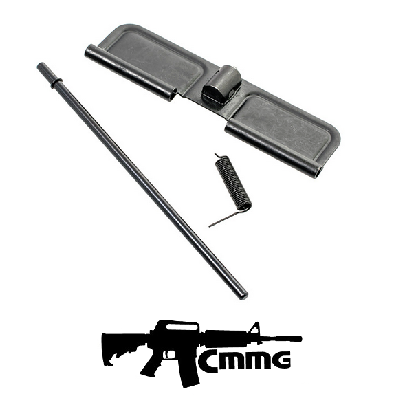 CMMG Ejection Port Dust Cover Door, Rod, & Spring Kit 55BA6E3 AR15 / M4 / M16