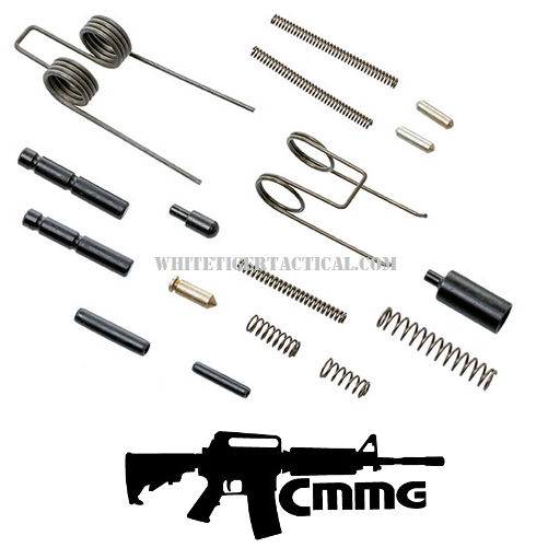 CMMG AR-15 Lower Pins and Springs Parts Kit 55AFF75 .223 / 5.56 AR15 M4