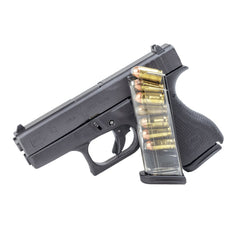 ETS Elite Tactical Systems Glock 42 7 Round .380ACP Mag G42 7rd .380 ACP Magazine GLK-42 (Flush Fit)
