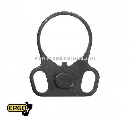 Ergo 4970 Double Loop Ambi Sling Receiver End Plate Adapter AR15 / M4 / AR-10 / SR25 / LR-308