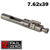 FailZero Complete 7.62x39 Bolt and Carrier Group (No Hammer) EXO NiB Nickel Boron BCG Fail Zero FZ-7.62X39-01-NH AR15 M4 M16 ***Free Shipping***