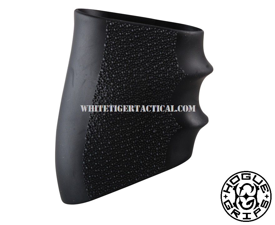 Hogue Handall Universal Slip-On Rubber Grip Sleeve (fits Glock, Ruger, and more) Black 17000