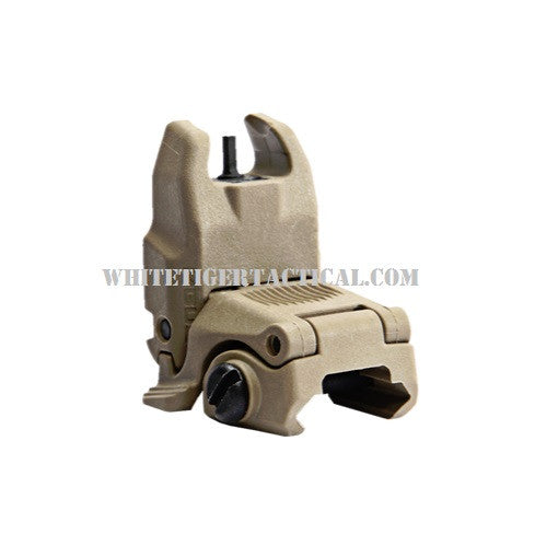 Magpul MAG247-FDE MBUS Front Back-Up Flip-Up Sight GEN 2 Flat Dark Earth MAG247