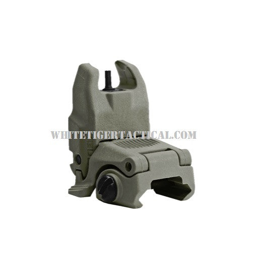 Magpul MAG247-FOL MBUS Front Back-Up Flip-Up Sight GEN 2 Foliage MAG247