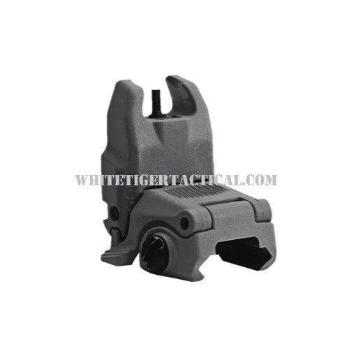 Magpul MAG247-GRY MBUS Front Back-Up Flip-Up Sight GEN 2 Stealth Gray MAG247