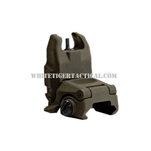 Magpul MAG247-ODG MBUS Front Back-Up Flip-Up Sight GEN 2 OD Green MAG247
